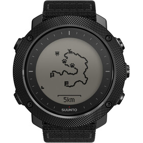 Suunto Traverse Watch alpha stealth